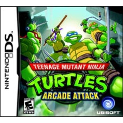 TMNT: Arcade Attack [Pre-Owned]