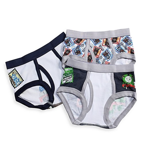 Thomas & Friends Size 2-3T 3-Pack Toddler Briefs