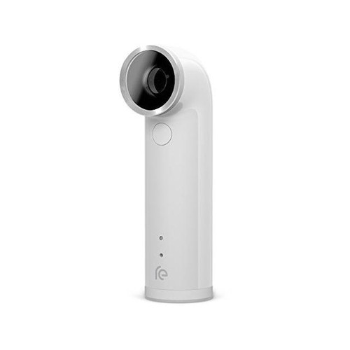 HTC RE 16.0MP Waterproof Digital Camera (White)