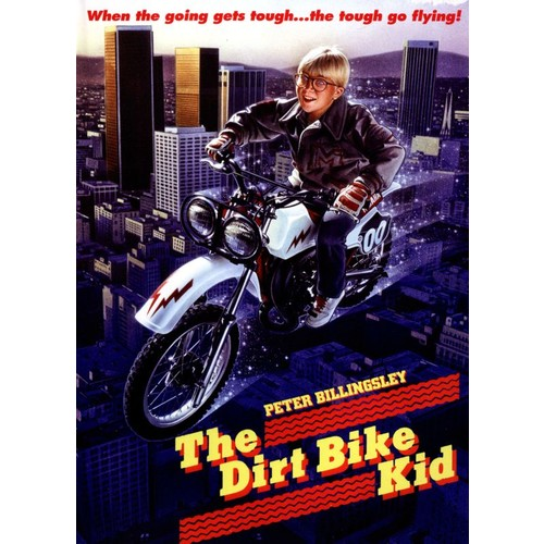 The Dirt Bike Kid [DVD] [1985]