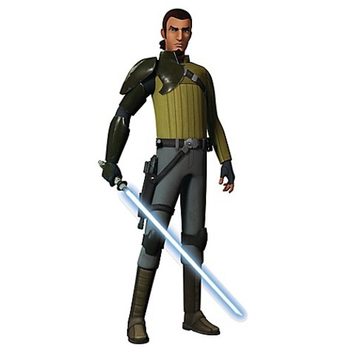 Star Wars Rebels Kanan Peel and Stick Giant Wall Decals