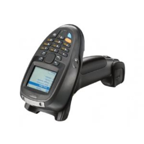Motorola MT2070 - Data collection terminal - Win CE 5.0 - 64 MB color TFT (320 x 240) - barcode reader - (linear imager) - USB host - Bluetooth, Wi-Fi - twilight black - with Docking Cradle