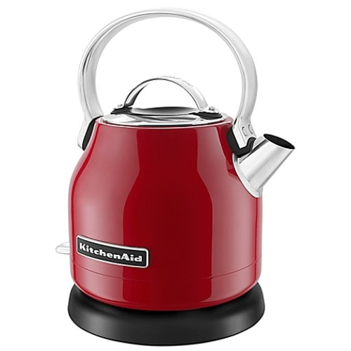 KitchenAid 1.25-Liter Electric Kettle in Red