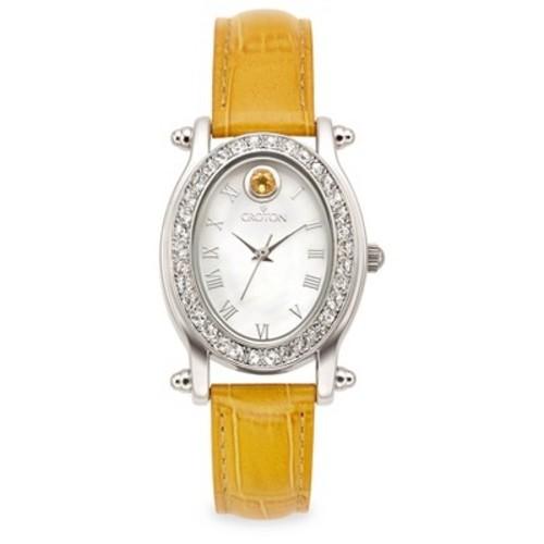 Croton Women's Wristwatch Brass
