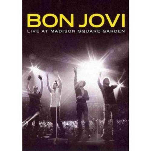 Live at madison square garden (DVD)