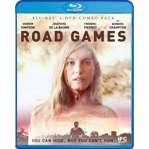 Road Games [Blu-ray/DVD] [2 Discs] [2015]