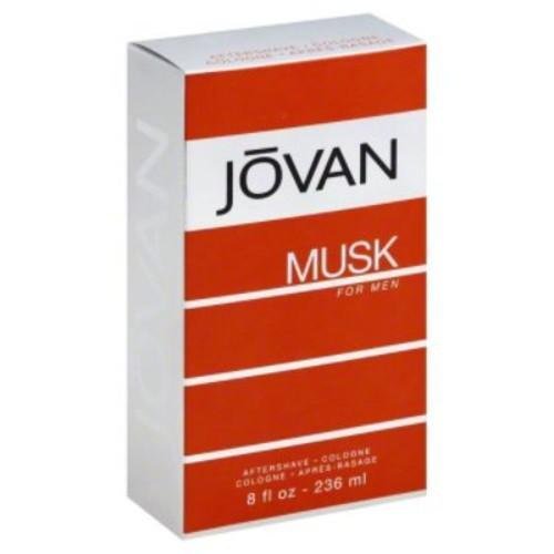 Musk After Shave/Cologne, for Men, 8 fl oz (236 ml)