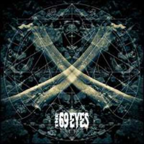 X By The 69 Eyes (Audio CD)
