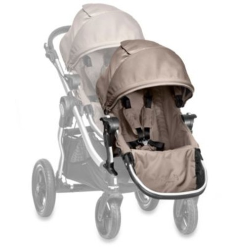 Baby Jogger City Select Silver Frame Second Seat Kit in Quartz