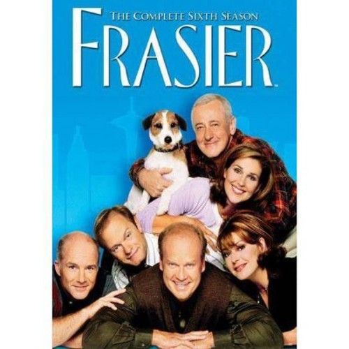 Frasier: The Complete Sixth Season (DVD)