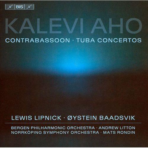 Concerto For Tuba & Orchestra - CD