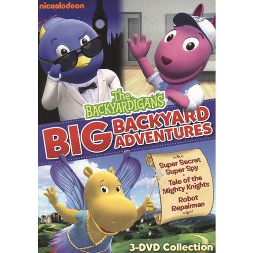 The Backyardigans: Big Backyard Adventure [3 Discs] [DVD]