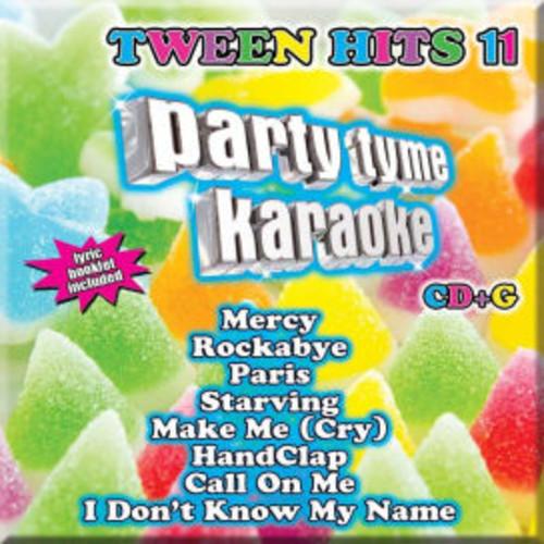 Tween Hits 11 Party Tyme Karaoke CD (CD+G)