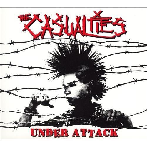 Under Attack [CD]