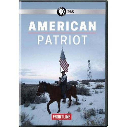 Frontline:American Patriot (DVD)