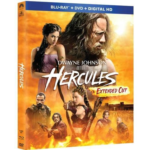 Hercules (2014) (Blu-ray + DVD + Digital Copy)