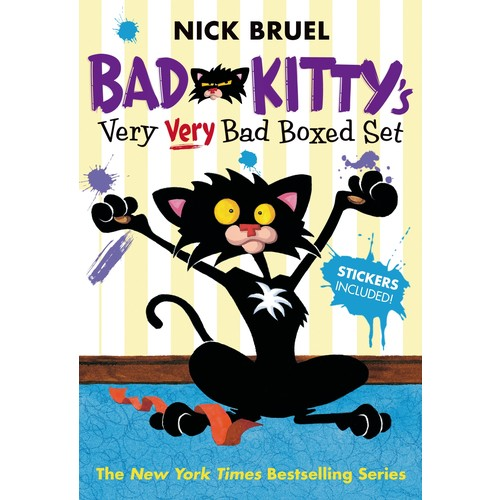 Bad Kitty's Very Very Bad Boxed Set