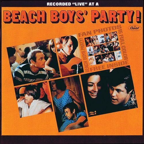 Beach Boys' Party! [CD]