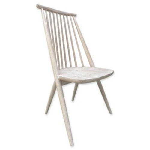 Zuo Bellevue Acacia Wood Dining Chairs (Set of 2)