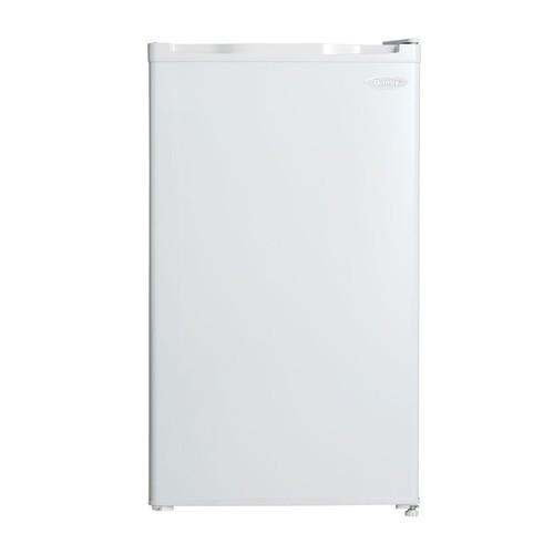 Danby 3.2 Cu. Ft. Compact Refrigerator \u0026 Freezer - White