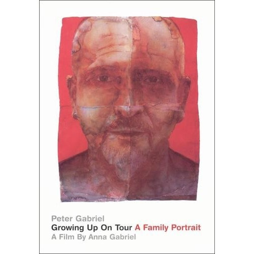 Gabriel Peter-Growing Up on Tour DVD