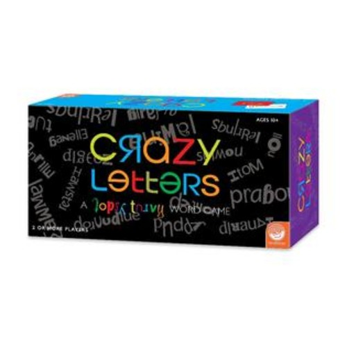 MindWare Crazy Letters Word Game