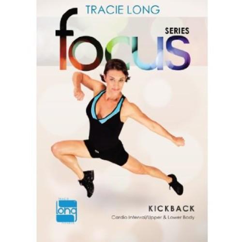 TRACIE LONG FOCUS-KICKBACK (DVD) (ENG/16X9/1.78:1/2.0) (DVD)