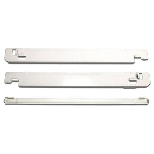 LG Washer/ Dryer Universal Pearl White Fit Stacking Kit