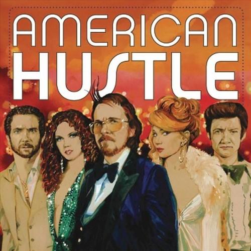 Original Soundtrack - American Hustle (Original Motion Picture Soundtrack) (LP) (Vinyl)
