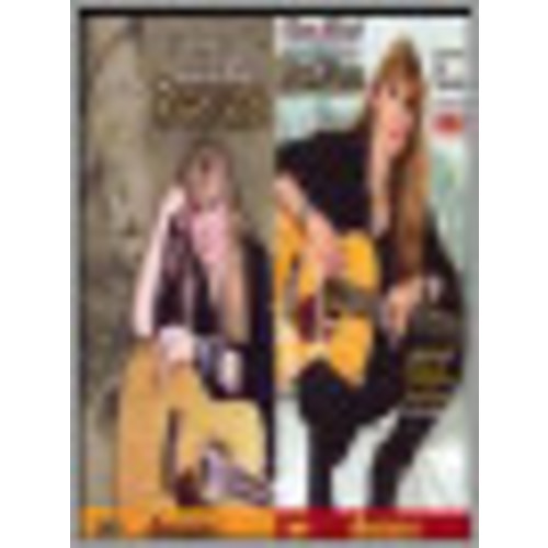 Rory Block Teaches the Guitar of Robert Johnson, Vol. 1 and 2 [2 Discs] [DVD]