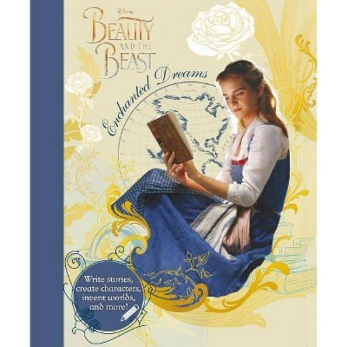 Disney Beauty and the Beast Enchanted Dreams (Paperback)