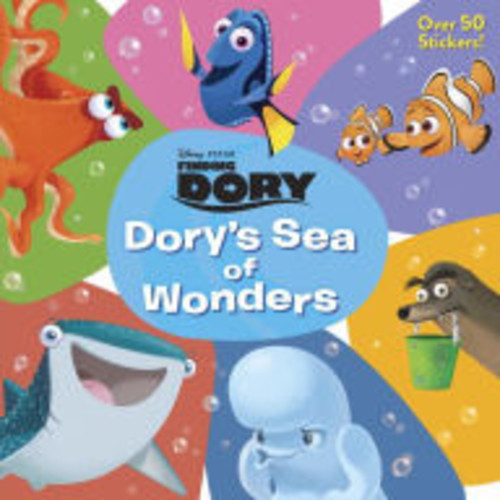 Finding Dory: Dory's Sea of Wonders