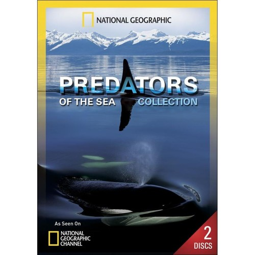 National Geographic: Predators of the Sea Collection [2 Discs] [DVD]