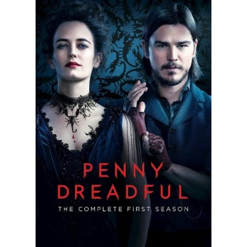 Penny Dreadful: The Complete First Season (3 Discs) (dvd_video)