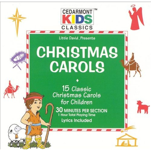 Christmas Carols [CD]