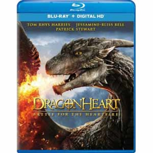 Dragonheart: Battle for the Heartfire [Blu-Ray] [Digital HD]