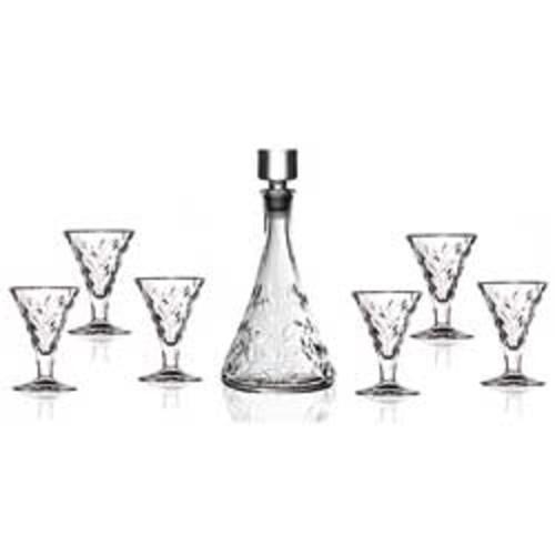 Three Star Beverage Serving Sets JUICE GLASSES SET OF 6