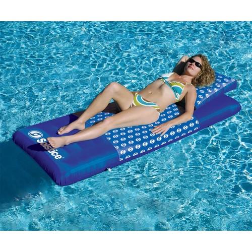 Swimline Designer Mattress 78 in. Inflatable Pool Float