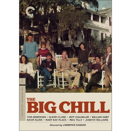 The Big Chill [Criterion Collection] [2 Discs] [DVD] [1983]