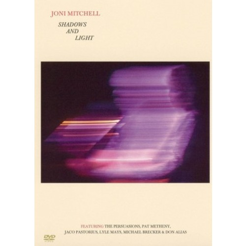 Joni Mitchell: Shadows and Light DD5.1/2