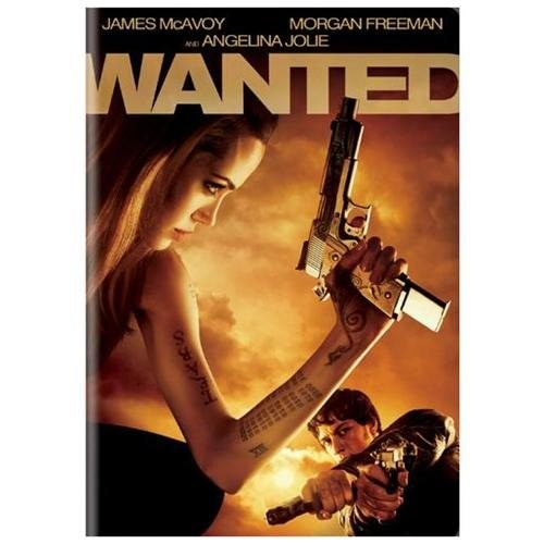 Wanted (Widescreen) - Oscar  Nominee!