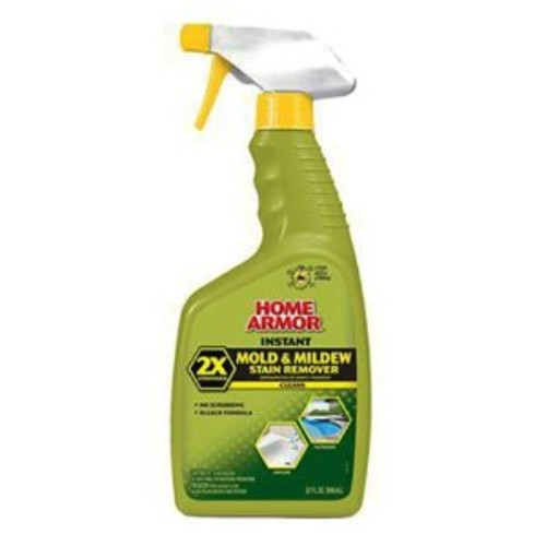 Home Armor FG502 Instant Mold and Mildew Stain Remover, Trigger Spray 32-Ounce [1]