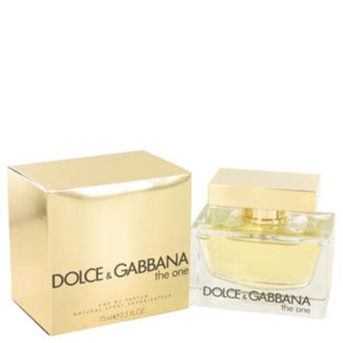 Dolce & Gabbana Eau De Parfum Spray 2.5 Oz The One Perfume By Dolce N Gabbana For Women