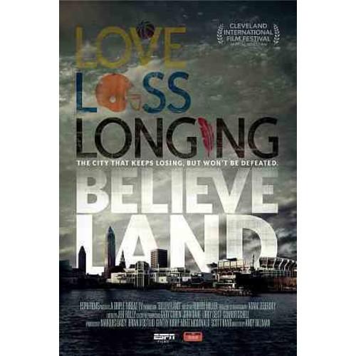 ESPN Films 30 for 30: Believeland DVD