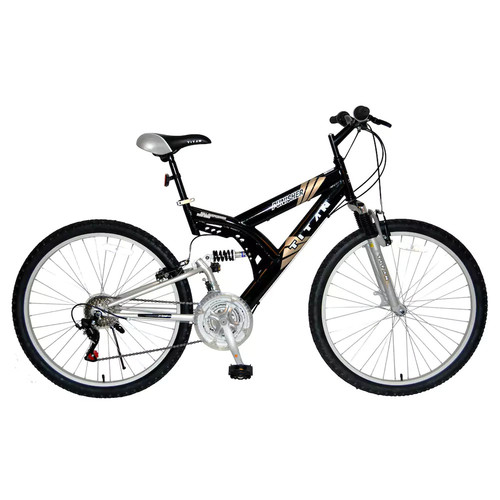 Titan Men's Punisher Mountain Bike
