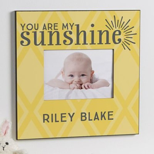 You Are My Sunshine 5x7 Wall Frame