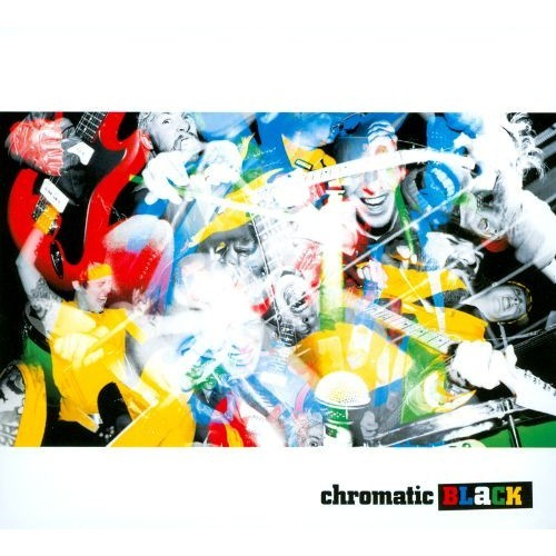 Chromatic Black [CD] [PA]