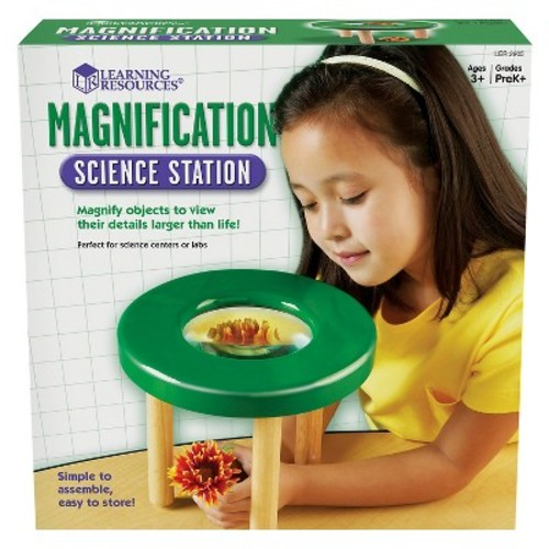 Learning Resources Magnification Science Station
