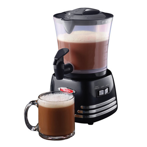 Nostalgia Electrics Beverage Dispensers & Drink Coolers Nostalgia Electrics Retro Series Hot Chocolate Maker