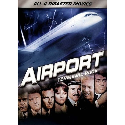 Airport Terminal Pack [2 Discs] [DVD]